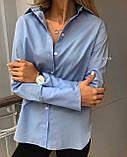 Рубашка женская классическая, фото 6