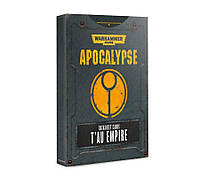Apocalypse Datasheet Cards: T'au Empire 60220113027