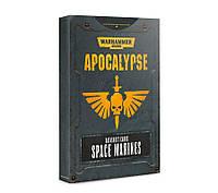 Apocalypse Datasheet Cards: Space Marines 60220101016