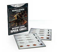 Datasheet Cards: Imperial Knights 60220108004