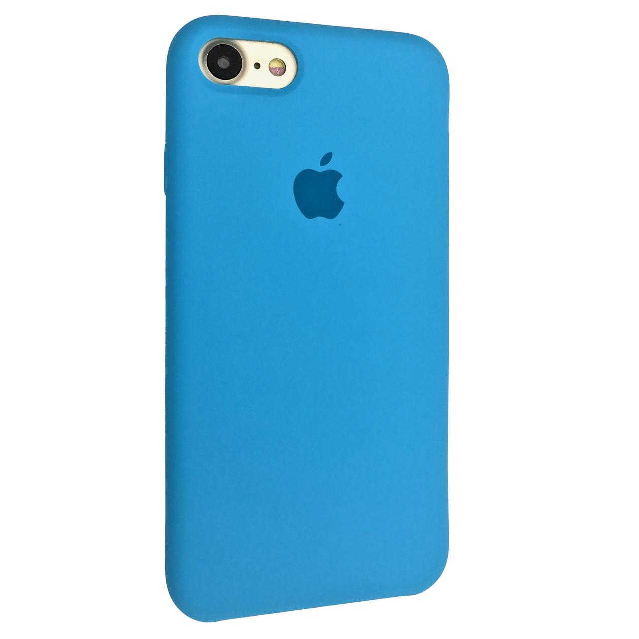 Чехол Silicone Case Apple iPhone 7/8 (16)