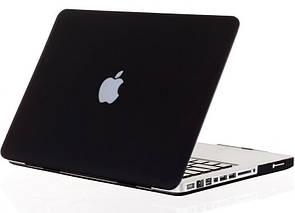 "Чехол-накладка DK-Case Plastic Matt Series для Apple MacBook Pro 15"" Retina (2012 - 2015) (black)"