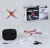 Квадрокоптер, дрон с гироскопом CX – 54 T, LED подсветка, фото 1