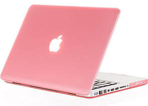 "Чехол-накладка DK-Case Plastic Matt Ice Cream Series для Apple MacBook Pro 13"" (2016 и сегодня) (pink)"