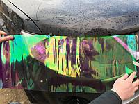 Бронь пленка хамелион фиолетовый