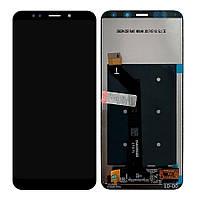Дисплей Xiaomi Redmi 5 Plus black with touchscreen orig