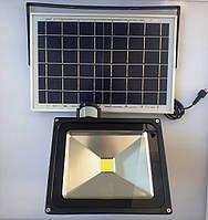 Светильник LED на солнечной батарее ZJL GY-SFL-30A c датчиком движения 30w.