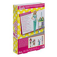Лялька Barbie лікар педіатр Careers Baby Doctor Playset, фото 5