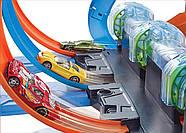 Трек Хот ВилсCorkscrew Crash Track SetHot Wheels Оригинал от Mattel, фото 5