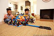 Трек Хот ВилсCorkscrew Crash Track SetHot Wheels Оригинал от Mattel, фото 9