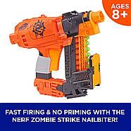Бластер НерфNailbiter Zombie StrikeNERF, фото 3