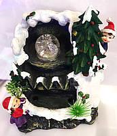 Комнатные декоративные фонтаны / водопад Новый год
