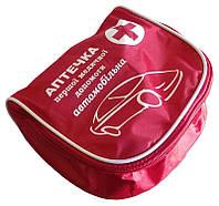 Аптечка первой помощи (автомобильная) АМА-1 красная