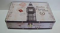 Шкатулка для украшений London размер 30*20*8