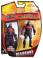 "Фигурка Дэдшот (Deadshot) DC Comics Multiverse 4"""