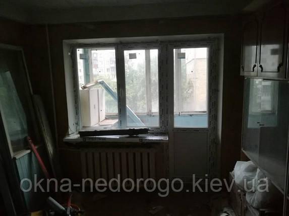 Балконные блоки WDS 400, фото 2