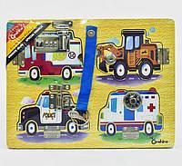 Бизиборд Автомобили С 37153 - 154816