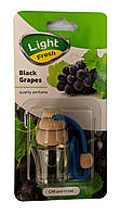 Освежитель ароматизатор воздуха Черный виноград Light Fresh 5мл, фото 1