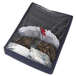 Коробка с крышкой для бюстиков Organize Jns-Bst-Kr джинс R176178