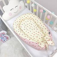 Кокон Позиционер, Baby Design Premium Прованс, фото 1