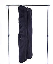 Складной чехол, кофр для одежды с ручками 60130 см Organize Hch-130 черный R176329