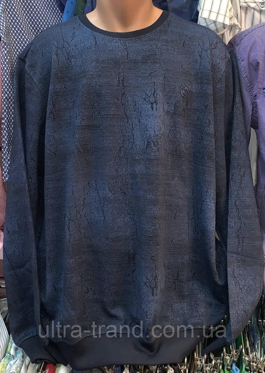 Мужские турецкие свитера свитшоты регланы толстовки пайты больших размеров