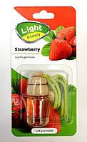 Освежитель ароматизатор воздуха Клубника Light Fresh 5мл, фото 1