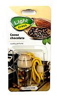Освежитель ароматизатор воздуха Черный шоколад Light Fresh 5мл, фото 1