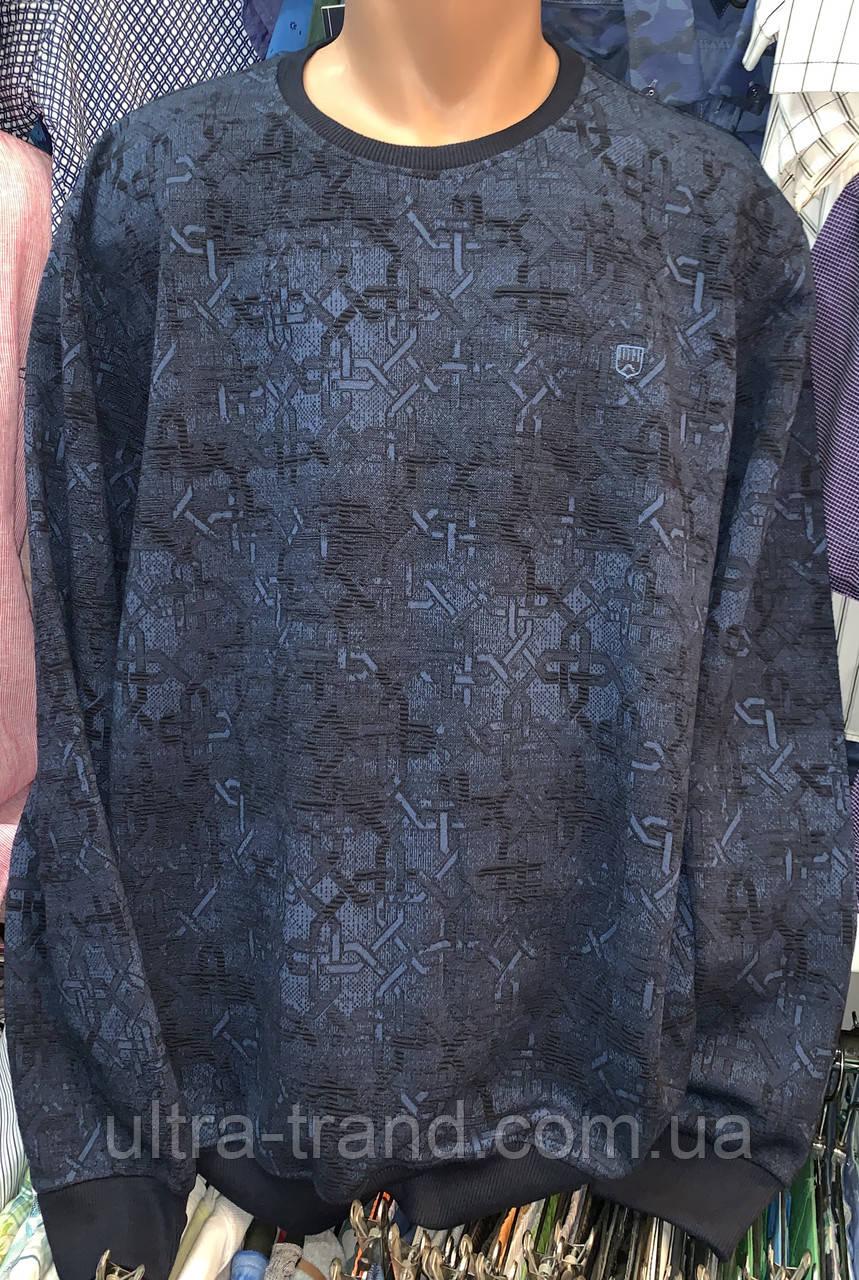 Мужские свитшоты свитера пайты регланы большие размеры Турция