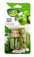 Освежитель ароматизатор воздуха Зеленое яблоко Light Fresh 5мл, фото 1