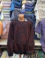 Мужские турецкие свитшоты свитера пайты регланы большого размера, фото 1
