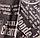 """Постельное бельё двуспальное 180х220 хлопок (12519) """"Ранфорс"""", фото 9"""