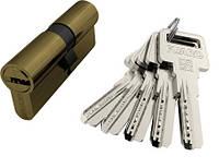 Циліндр Fuaro R600 ключ-ключ 60 мм (в асортименті), фото 1