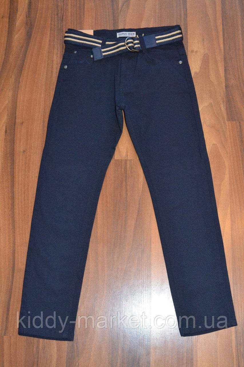 Котоновые брюки для мальчиков, подростковые,ШКОЛА   146-