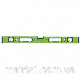Уровень алюминиевый УС-1, 0-1000, фрезерованный, 3 глазка, рукоятки, 1000 мм Сибртех