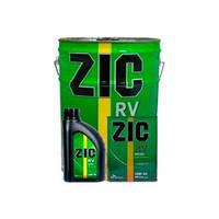 Полусинтетическое моторное масло Zic(Зик) Rv Diesel 10w40 20л.