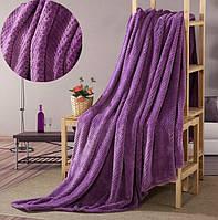 Плед из бамбукового волокна (200х230) разные цвета