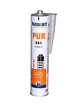 Монтажный клей-герметик Клейберит Супракрафт ПУР 566.0, картридж 0,355 кг
