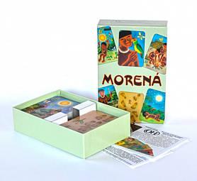 01027023 Morena - метафорические ассоциативные карты.