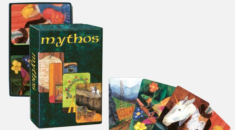 01027000 Mythos - колода метафорических ассоциативных карт/