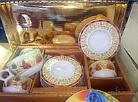 Кофейный сервиз в египетском стиле, фото 1