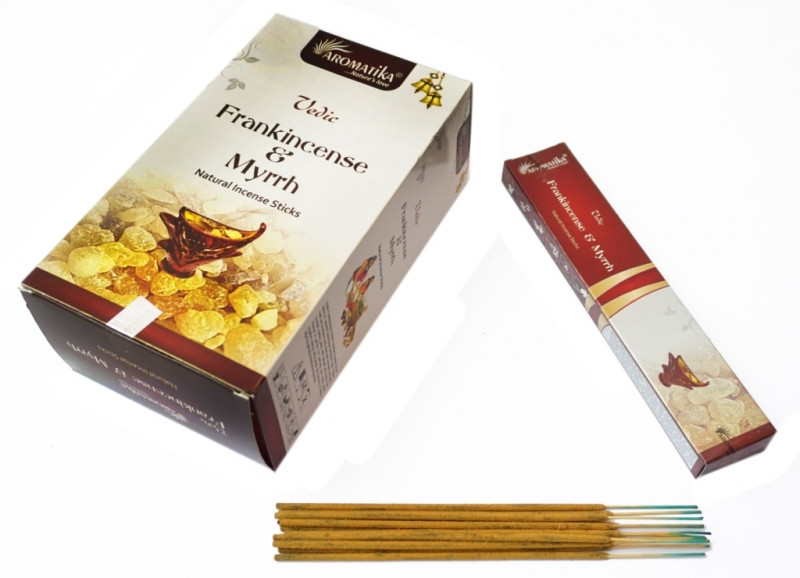9130382 Aromatika Vedic Frankincense Myrrh