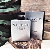 Туалетная Вода Для Мужчин Chanel Allure Home Sport (edt 100ml) (Lux Тестер)