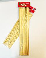 Бамбуковые палочки для шашлыка 40 см / 50шт