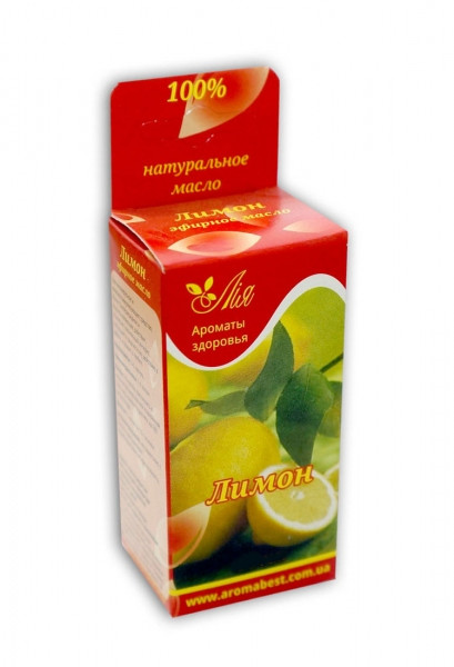 9110152 Лимон (эфирное масло 5 мл.)