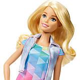 Лялька Барбі дизайнер Кольоровий штамп (Barbie Crayola Color Stamp Моди Set, Blonde), фото 4