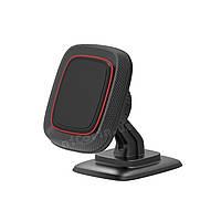 Магнітний тримач для телефона на панель торпедо авто Держатель для телефона в авто на панель