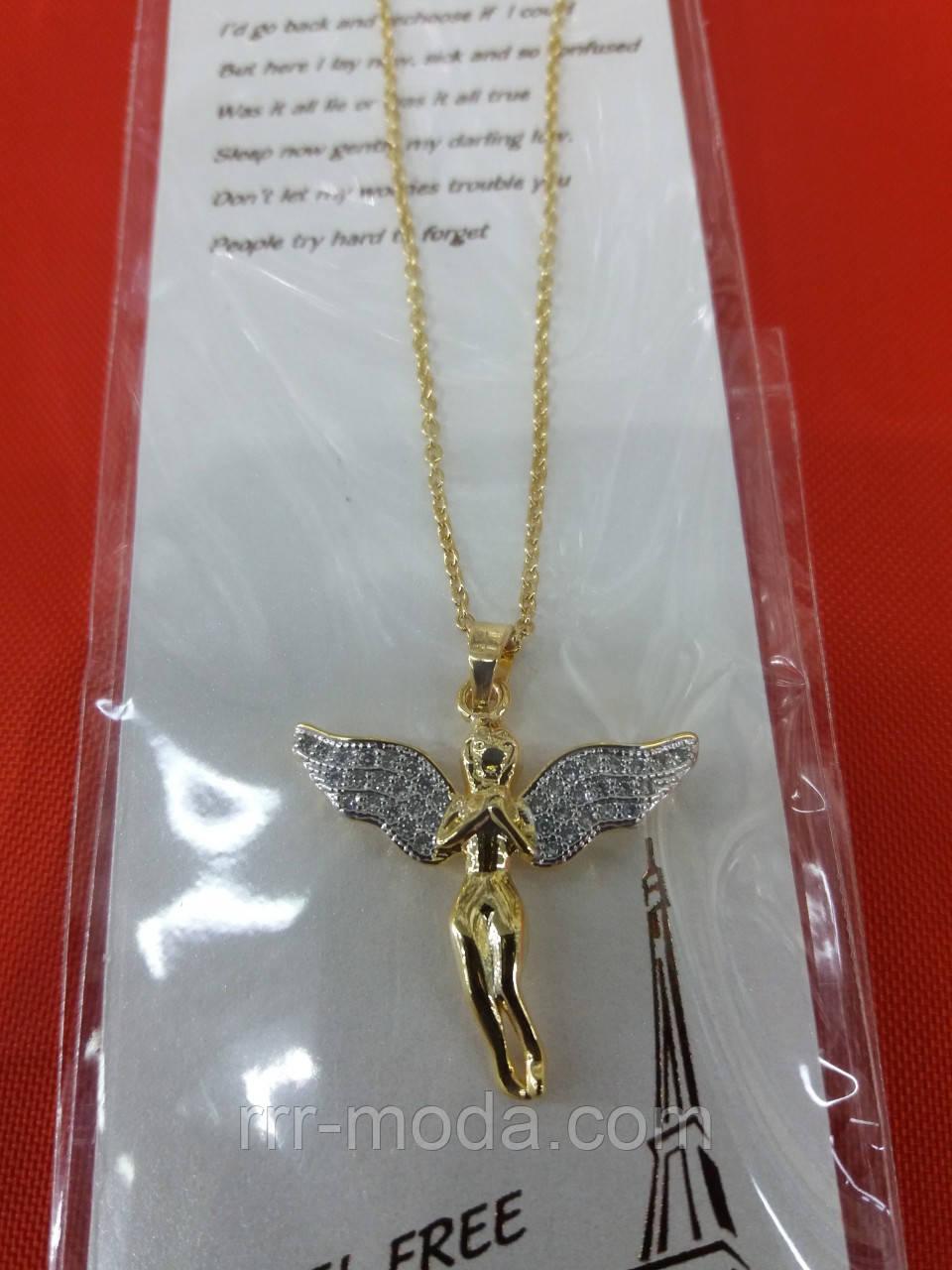 Ангелы и феи кулоны оптом / украшения на шею / женские подвески оптом 274