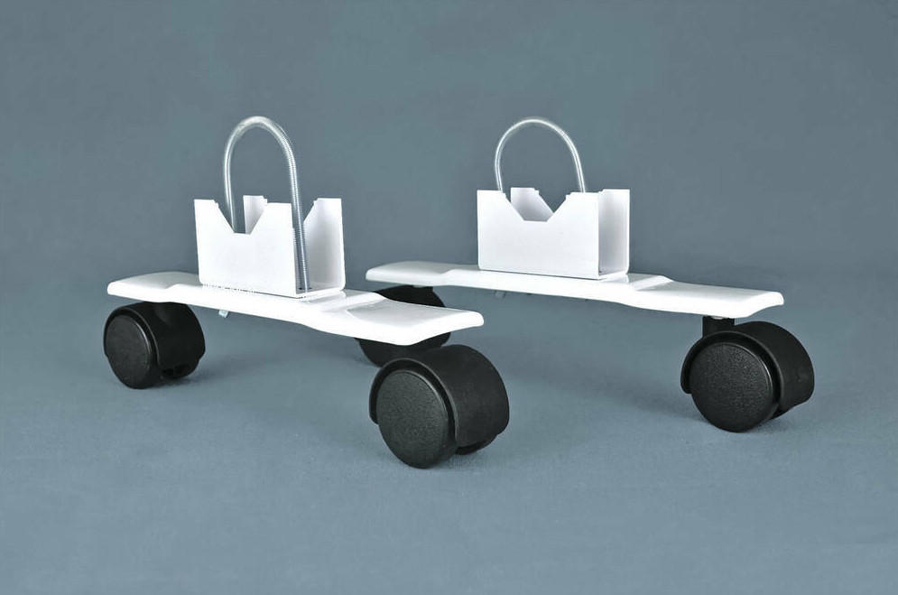 Подставки с роликами для электробатарей ОптиМакс / Flyme