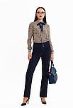 Блуза женская шифоновая Noche Mio SOLO-2 6.036, размер 40/L, фото 2